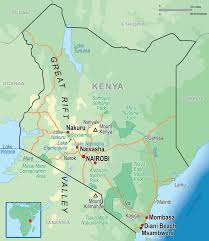 Map Of Tanzania Africa by Volunteer In Kenya U2022 Africa U0026 Asia Venture Av