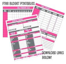 free budgets templates bi weekly budget planner budget planner worksheet free simple