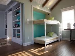 Built In Bunk Bed Built In Wall Bunk Bed Plans Home Design Ideas