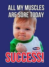 Sore Muscles Meme - sore muscles meme beginning to exercise sort of pinterest