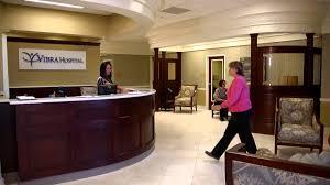 Hospital Receptionist Vibra Hospital Of Charleston Youtube