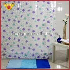 Bamboo Print Shower Curtain Plastic Bathroom Drapes Bamboo Print Shower Curtain Buy Bamboo