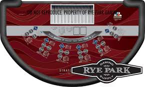 Texas Holdem Table by Table Game Layouts Custom Layouts Casino Layouts Rye Park Gaming