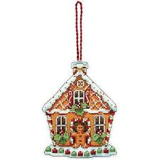 dimensions ornament kit gingerbread house s stoney creek