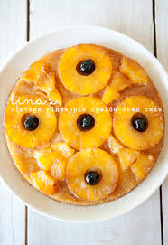 tina u0027s vintage pineapple upside down cake the kitchy kitchen