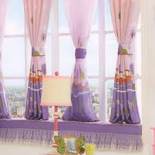 Outer Space Window Curtains by Purple Princess Big Window Curtains