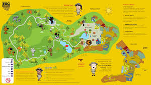Zoo Map Smithsonian National Zoo Map Image Gallery Hcpr