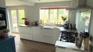 kath and greg u0027s new family kitchen the 100k house tricks of