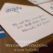 wedding invitations addressing addressing wedding invitations a how to guide from inky agnes