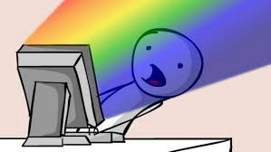 Rainbow Meme - rainbow gay meme yahoo image search results colors of the