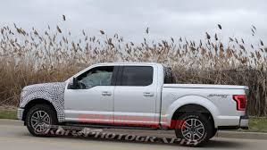 2018 ford f 150 spy photo diesel rumors latest news pictures