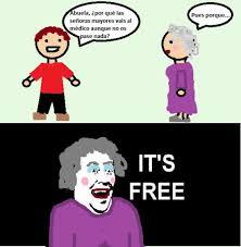 It S Free Meme - it s free randomness pinterest