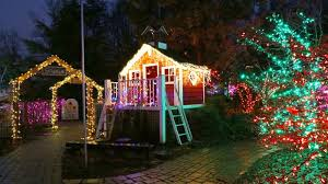 best places to see holiday lights in the washington d c area