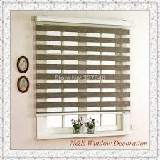 aliexpress com buy 80 blackout window blinds zebra roller