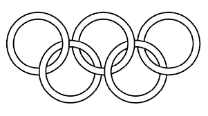 colored olympic rings images Olympic ring image to colour in click here to save a copy of jpg