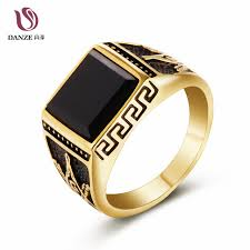 aliexpress mood rings images Danze high quality free mason mens signet rings vintage masonic jpg