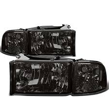 2001 dodge ram 2500 headlight assembly 2001 dodge 2500 amazon com