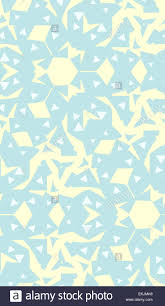 blue kaleidoscope wallpaper repeating kaleidoscope wallpaper pattern of blue triangles stock