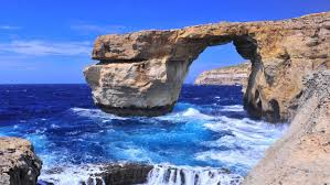 Azure Window Collapses A Stunning Malta Landmark That Starred In Game Of Thrones Has Been