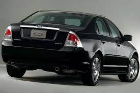 difference between ford fusion se and sel 2007 ford fusion overview cars com