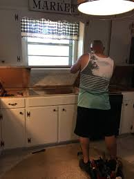 countertops for under 100 it is important to remember that when removing your old countertops try and do so as carefully as possible you will need these old guys to use as