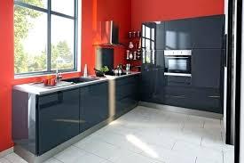 prix cuisines cuisine electro depot qualitac prix des cuisines brico dacpat hotte