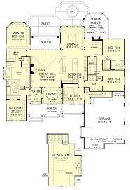 Don Gardner Floor Plans Craftsman House Plan On The Drawing Board 1409 Houseplansblog