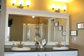 framed bathroom mirror ideas powder room mirror ideas framed bathroom mirrors unframed oval