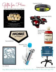Gifts For Men Holiday Gifts For Him Take Time For Style