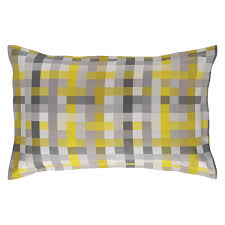 habitat pixelate grey and yellow patterned times 18 00