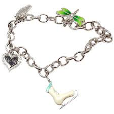 charm bracelet charms white gold images Best 25 white gold charm bracelet ideas diy jpg