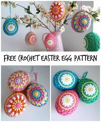 Easter Decorations Crochet by 79 Best Easter Knitting Patterns Images On Pinterest Knit