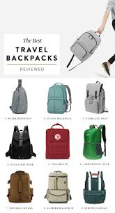 travel backpacks for women images The 7 best travel backpacks for your next vacati jpg