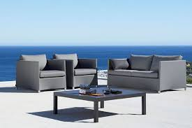 Outdoor Furniture Foam by 5 Trendy Outdoor Seating Collections That Induce Indulgence