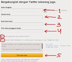 cara membuat twitter terbaru 2014 collection of cara membuat nama twitter cara membuat nama yang