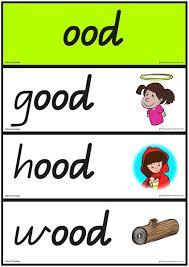 word families oo sound k 3 teacher resources