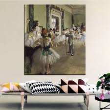 artisan home decor dp artisan the ballet class wall painting print on canvas for home