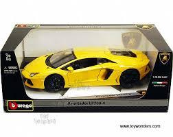 car models lamborghini lamborghini aventador lp700 4 top 11033yl 1 18 scale bburago