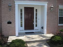 Hang Exterior Door Front Door With Sidelights Cost Hang A Pre Hang The Front Door