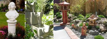 yard garden ornaments contemporary concrete ornaments and moulds