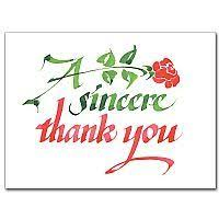 religious thank you cards 34 best thank you cards images on appreciation cards