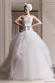 wedding dress 2012 zuhair murad wedding dresses 2012 wedding inspirasi