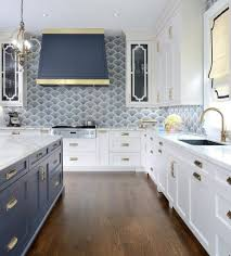 blue kitchen cabinets toronto kitchen renovation company toronto award winning ik 2020