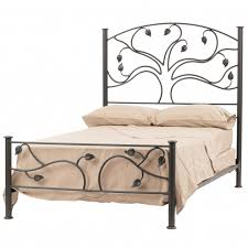 low profile king metal bed frame headboard footboard cotton sheet