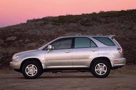 rx300 lexus 1999 03 lexus rx 300 consumer guide auto
