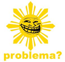 Sun Memes - trollololed philippine sun problema trollface coolface