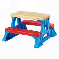 Lifetime Kids Table Outdoor Ideas Fabulous Kids Plastic Picnic Table Lovely American