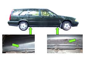volvo station wagon 1998 volvo v70 jacking up your vehicle 1998 2007 pelican parts diy