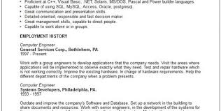 software developer resume tips software engineer resume formats and computer engineering resumes