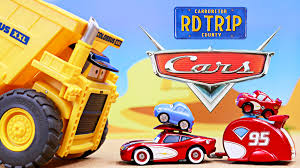 cars sally toy disney cars road trip story lightning mcqueen and mater take sally